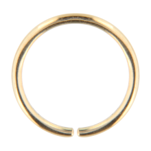 14K Gold Continuous Ring