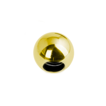18K Gold Attachment Ball (Solid Inside)