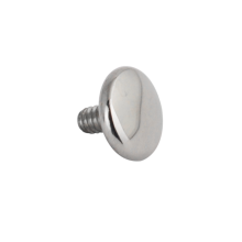 Premium Titanium Internally Threaded Disk (for 1.6 Internally Jewelry)