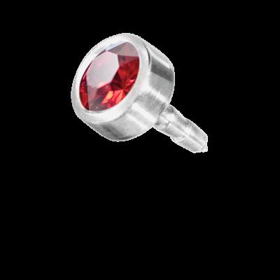 Jewelled Titanium Disk for Bioplast Labret Balls & Attachments