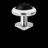 Titanium Jewelled Skin Diver Microdermal, Skin Diver & Surface Bar