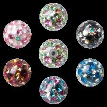 Multi Colours Crystal Ball