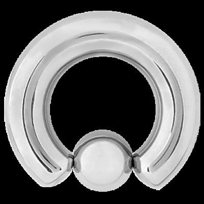 Ball Closure Ring Ear