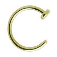 Zirconline® Open Nose Ring