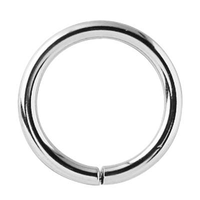 Steel Continuous Ring Ear