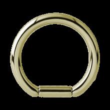 Zircon Steel Bar Closure Ring