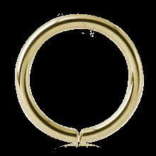 Zircon Steel Seamless Ring
