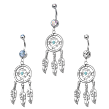 Double Jewelled Dream Catcher Bananabell