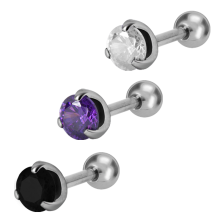 Tragus Micro Steel Cast Barbell