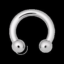 Surgical Steel Micro Circular Barbel