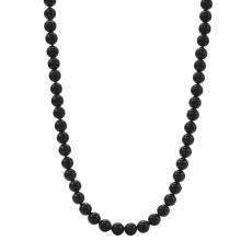 Black Onyx Beads Necklace