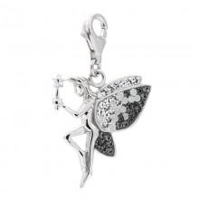 Crystal Fairy Charm