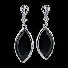 Crystal Marquise Earrings