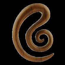 Wood Spiral - Teak Wood