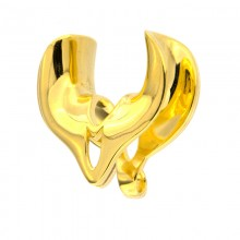 Shiny Silver Gold Plated Spreader Hook