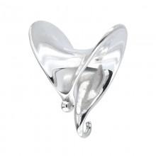 Shiny Silver Spreader Hook