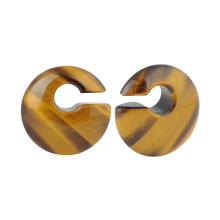 Small Eclipse Stone Weights Tiger Iron (Price for Pair)