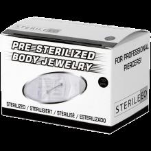 Sterilized Titanium Micro Barbell (box 10 pcs)