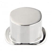 Steel Oval Labret