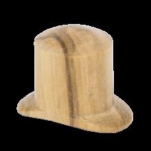 Olive Wood Round Labret
