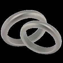 Titanium Wedding Ring (Price for Pair)