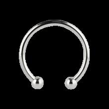 Surgical Steel Micro Megacuff Shiny Bracelet