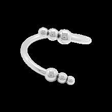 Surgical Steel Braindrop Bracelet