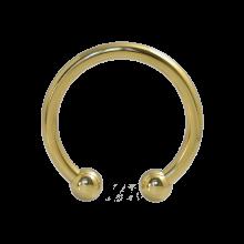 Gold PVD Megacuff Bracelet