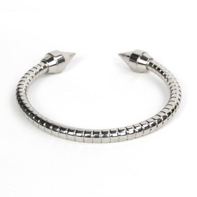Flexure Shiny Collar Necklace