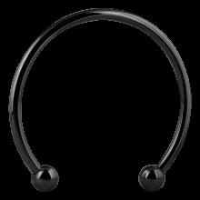 Black PVD Megacuff Collar