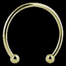 Gold PVD Megacuff Collar