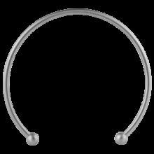 Micro Mega Cuff Satiny Collar