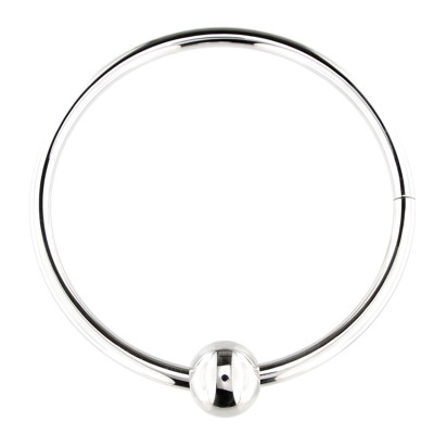 New System Lock Shiny Collar Necklace