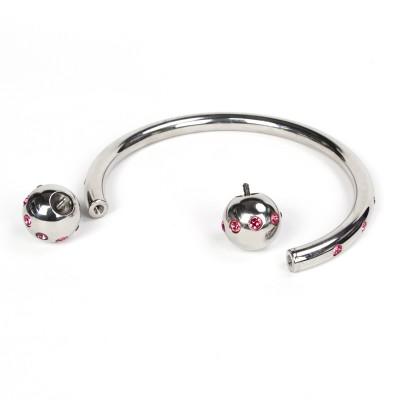 Swarovski Mega Cuff Collar Necklace