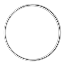 Surgical Steel Perfect Ring Necklace