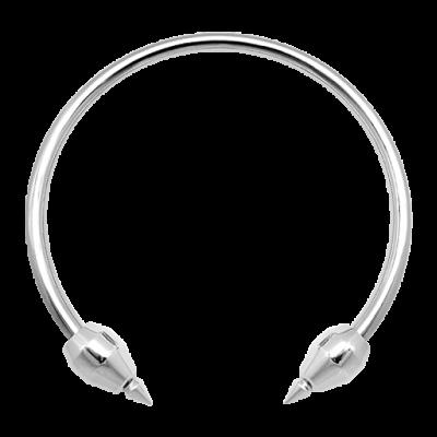 Surgical Steel Striker Necklace Necklace