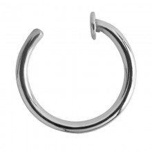 Open Nostril Ring