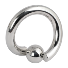 Steel Whirled Ring