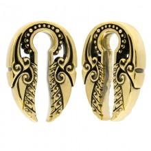 Tribal Brass Ear Weight (27gr.)
