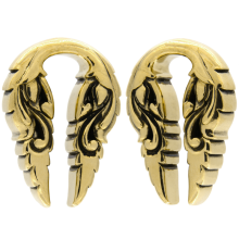Tribal Brass Ear Weight (16-27gr.)