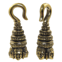 Brass Ear Weight (Price for Pair)