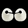 Large Torian Kettlebells Gorilla Glass® Ear Weights Orecchio