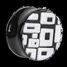 Retro Gorilla Glass® Ear Plug