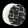 Retro Gorilla Glass® Ear Plug Orecchio