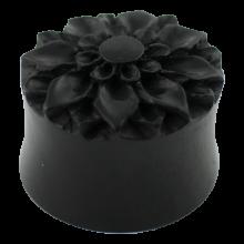 Ebony Wood Handmade Carved Lotus Flower (Price for Pair)