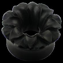 Ebony Wood Lotus Hollow (Price for Pair)