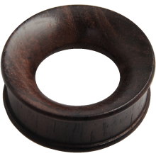 Concave Narra Wood Tunnel