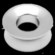 Titanium Flared Coil Plug