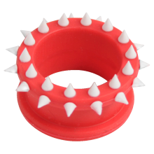 Spiked Silicon Tunnel