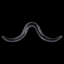 Septum Moustache Keeper